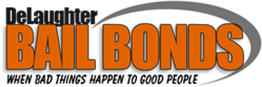 Delaughter Bail Bonds, Footer Logo