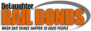 Delaughter Bail Bonds, Mobile Logo