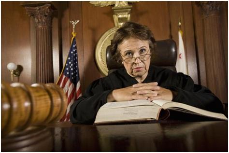 judge ask
