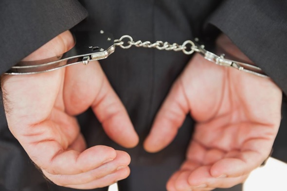 Custodial interrogations conducted with handcuffs