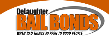 Delaughter Bail Bonds, Logo